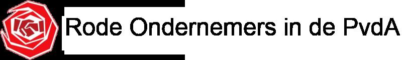 Rode Ondernemers in de PvdA Logo